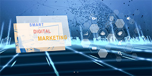 digital marketing slider